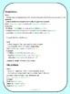 EFL/ESL ENGLISH LANGUAGE TENSES PACK + EXERCISE