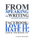 EFL-ESL Essay Lesson: Facebook