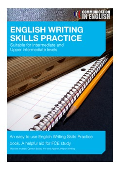 EFL English Writing Skills Practice Book
