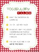 EFL Farm Animals Mini Unit - Vocabulary Work
