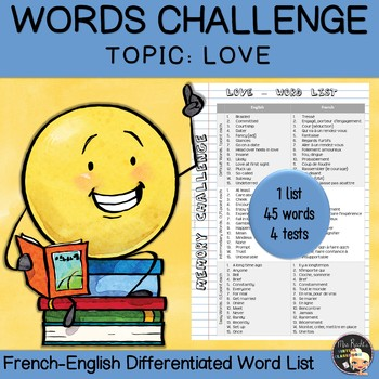 EFL Memory-Challenge - Love
