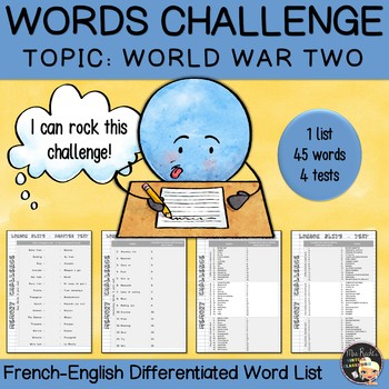 EFL Memory-Challenge - WW2 London Blitz