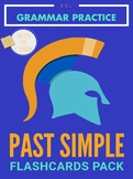 EFL Past Simple Flashcards Pack