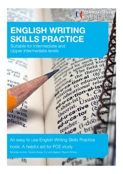 EFL Students English Writing Skills Practice Book