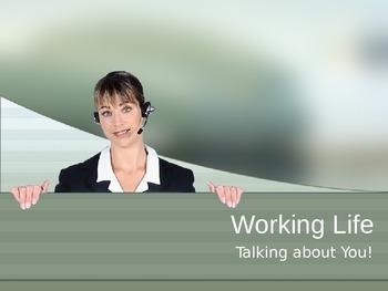 EFL/ESL Discussions:  Working LIfe