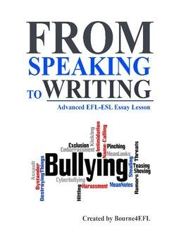 EFL/ESL Essay Lesson--Bullying