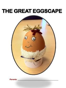 EGG CHALLENGE- The great EGGscape!
