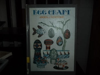 EGG CRAFT  BY ARDEN J. NEWSOME