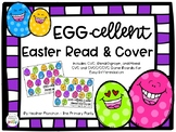 EGG-cellent Read and Cover Easter Game