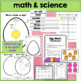 EGGS AND WHAT COMES OUT OF THEM:  Science, Math & Language Arts for little kids