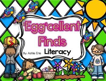 'EGG'cellent Finds Literacy