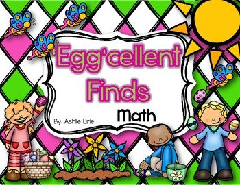 'EGG'cellent Finds Math