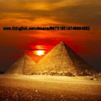 EGYPT BY MAESTRANNA