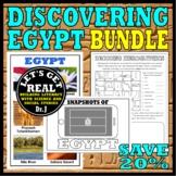 EGYPT: Discovering Egypt Bundle