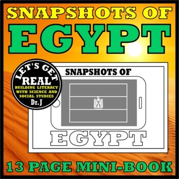 EGYPT: Snapshots of Egypt