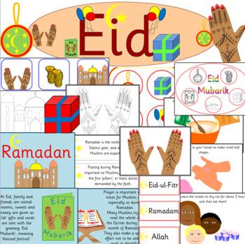 EID/ RAMADAN thematic activity unit