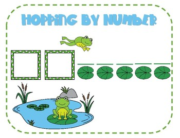 EIGHT Kindergarten Math Common Core Counting and Cardinality Activities Stations