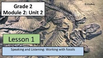 EL 2nd Grade - Module 2, Unit 2 - Lesson 1