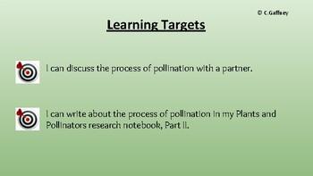 EL 2nd Grade - Module 3, Unit 2 - Lesson 1 - What is Pollination?