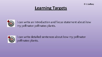 EL 2nd Grade - Module 3, Unit 2 - Lesson 13 - Assessment Part I