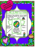 EL AIRE, EL MAR Y LA TIERRA - an 8 page Spanish, Earth Day Celebration booklet