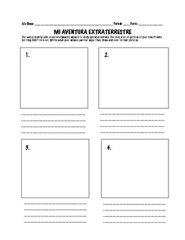 EL CUERPO SPANISH BODY PARTS DRAWING ACTIVITY