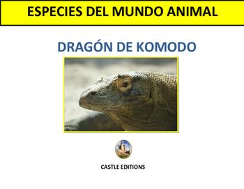 EL DRAGON DE KOMODO