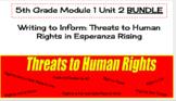EL Education (2nd Ed) 5th Module 1 Unit 2 Lesson 01-16 BUNDLE Esperanza Rising
