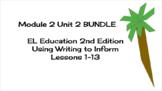 EL Education (2nd Ed) 5th Module 2 Unit 2 Lesson 01-13 BUN