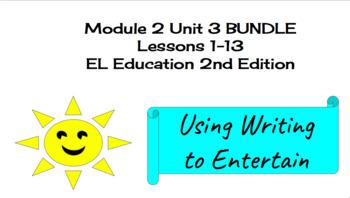 EL Education (2nd Ed) 5th Module 2 Unit 3 Lesson 01-13 BUNDLE Rainforest