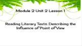EL Education (2nd Edition) 5th Gr Module 2 Unit 2 BUNDLE ALL LESSONS 1-12
