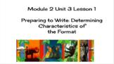 EL Education (2nd Edition) 5th Gr Module 2 Unit 3 Lessons 1-6 Bundle