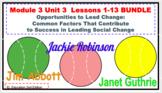 EL Education (2nd Edition) 5th Gr Module 3 Unit 3 BUNDLE A