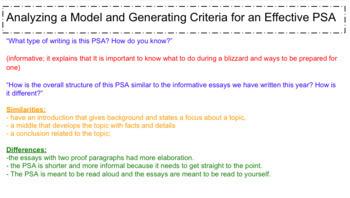 EL Education (2nd Edition) 5th Gr Module 4 Unit 1 (BUNDLE) ALL Lessons 1-13