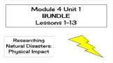 EL Education (2nd Ed) 5th Module 4 Unit 1 (BUNDLE) ALL Les