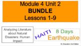 EL Education (2nd Ed) 5th Module 4 Unit 2 BUNDLE ALL LESSONS 1-9