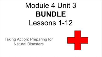 EL Education (2nd Edition) 5th Gr Module 4 Unit 3 BUNDLE ALL LESSONS 1-12 & PDFs