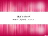 EL Education- 2nd Grade Skills Block - Module 1, Cycle 2