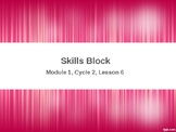 EL Education- 2nd Grade Skills Block - Module 1, Cycle 2