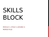 EL Education- 2nd Grade Skills Block - Module 1, Cycle 3