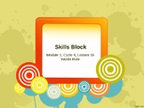 EL Education- 2nd Grade Skills Block - Module 1, Cycle 4