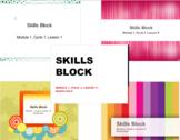EL Education- 2nd Grade Skills Block - Module 1, Cycles 1-5 MEGA BUNDLE