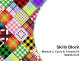 EL Education- 2nd Grade Skills Block - Module 2, Cycle 6
