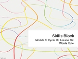 EL Education- 2nd Grade Skills Block - Module 3, Cycle 18