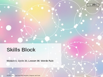 EL Education- 2nd Grade Skills Block - Module 4, Cycle 20