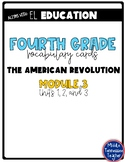 EL Education Vocabulary Cards - Grade 4 - Module 3