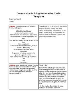 EL Education Community Crew/ Circle