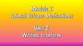 EL Education Curriculum Grade 4, Module 2, Unit 2
