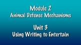 EL Education Curriculum Grade 4, Module 2, Unit 3, Lessons 1-8