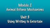 EL Education Curriculum Grade 4, Module 2, Unit 3, Lessons 9-15